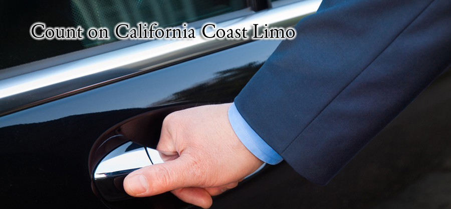 California Coast Limousine for Special Occasions