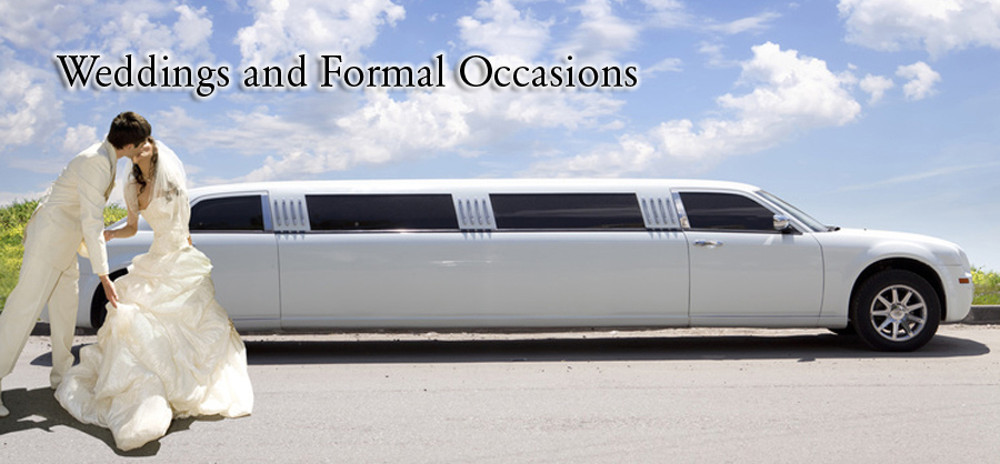 California Coast Limousine for Weddings and Special Occasions